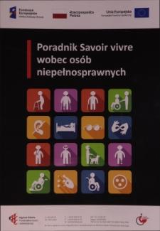 Poradnik savoir-vivre wobec osób niepełnosprawnych