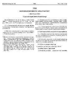 Rozporządzenie Ministra Infrastruktury z dnia 3 lipca 2003 r. w sprawie książki obiektu budowlanego