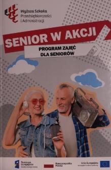 Program zajęć dla seniorów